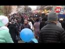 Большое народное гулянье прошло в Череповце в честь Юбилея города