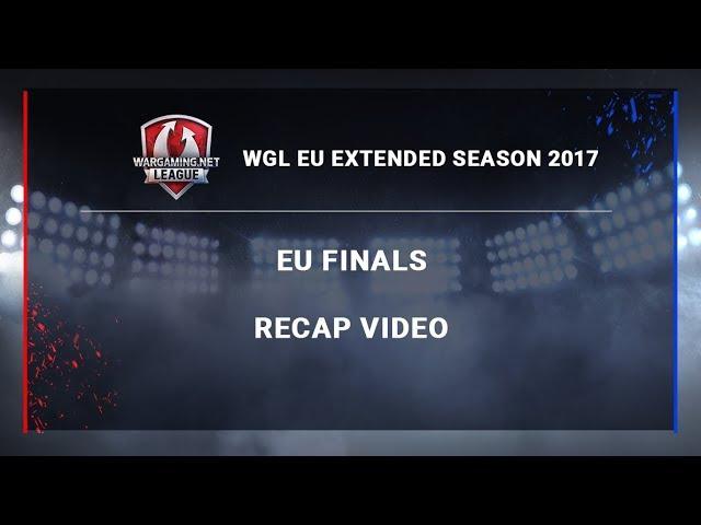 WGL EU Extended Season 2017 - Aftermovie