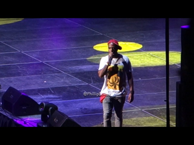 B.o.B. - Headband 4 Lit - Hot 107.9 Birthday Bash 2017 - Atlanta (HD)
