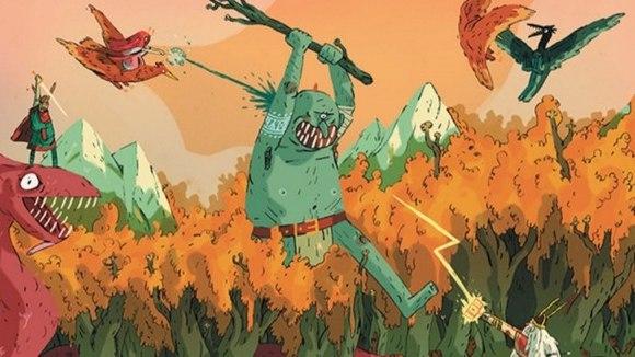 «Артур и золотая нить» – обзор комикса
