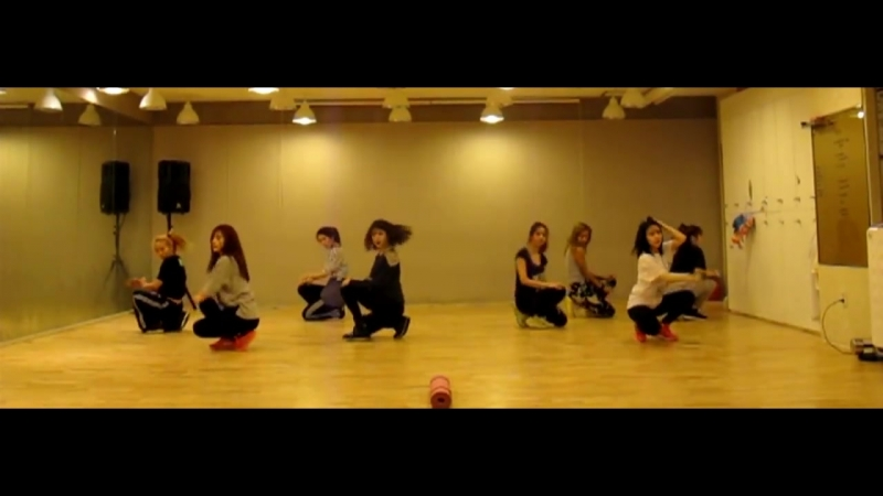 [VK] Girl's Day - Expectation Dance practice 4
