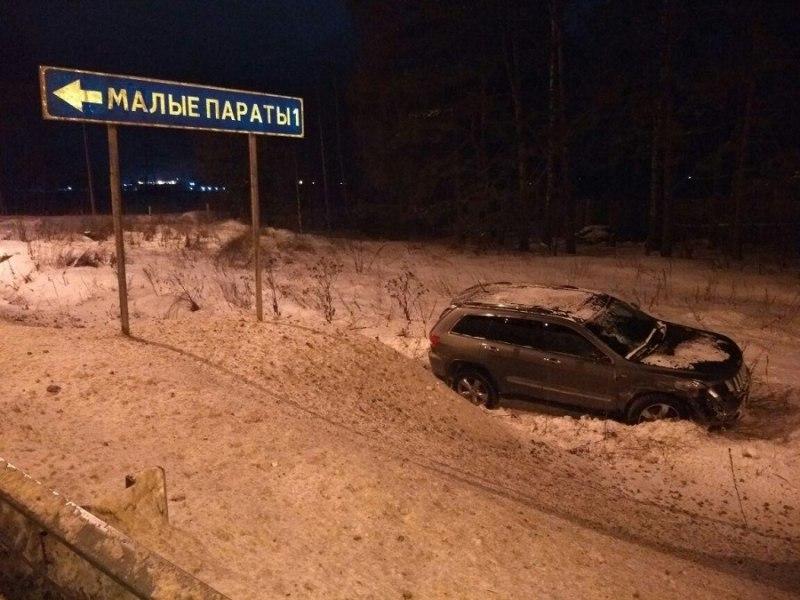 На автодороге «Йошкар-Ола-Зеленодольск» произошло ДТП