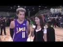 [VIDEO] 180217 Kris Wu Interview @ NBA All-Star Celebrity Game