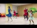 Спортивные бальные танцы с Корепановой Кариной