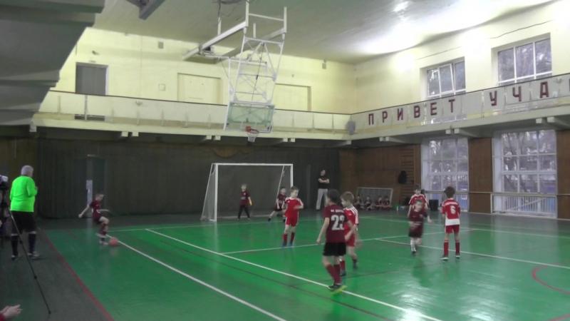 Спартаковец (Москва) - ФК Дмитров (07.01.2018) 2-ой тайм