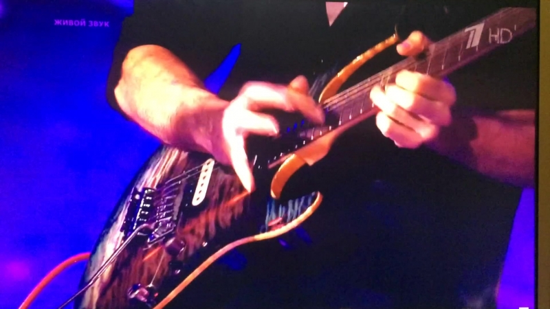 струны VIRTUOZO гитарное соло Фёдор Досумов Я слушал дождь
