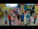 ДС Мир движения - Веселый паровозик музыкальное занятие. Музыкальная зарисовка Котик