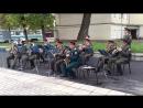 Концерт духового оркестра 25 отдельного отряда специального назначения Меркурий.Кинопопурри