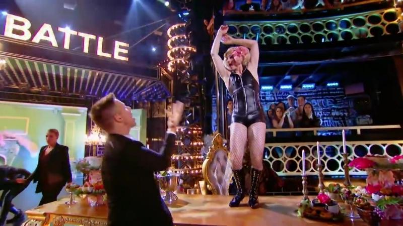 Johnny Weir Channels Lady Gaga for _Paparazzi_ _ Lip Sync Battle