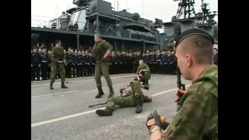 Боевая 2008 год БПК Адмирал Чабаненко