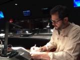 Майкл Джаккино работает над Суперсемейкой 2 / Michael Giacchino INCREDIBLES 2