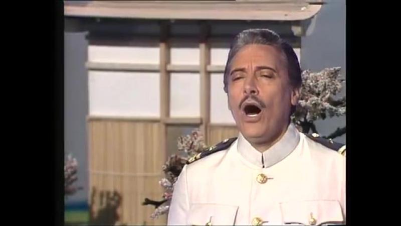 Addio fiorito asil - Mario del Monaco - Madama Butterfly - Puccini