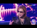 TV Russia Channrel78 WeAreX xjapan yoshiki ロシア のTV articles 2018 02 10 esiki hayasi o gruppe x japan nasha
