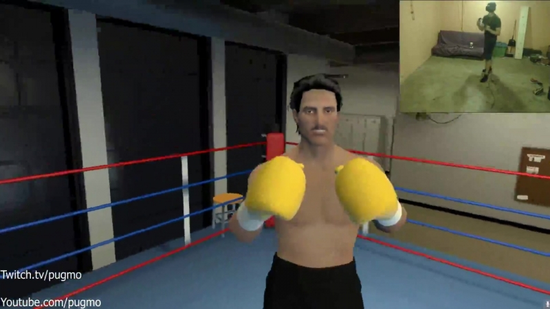VR Boxing! The Thrill of the Fight