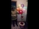 Сюрприз от любимой сестры на мой день рождения!!