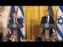 Trump, Netanyahu Full Press Conference _ ABC News