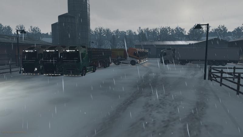 XXVI-й конвой LIGA VTC в Euro Truck Simulator 2