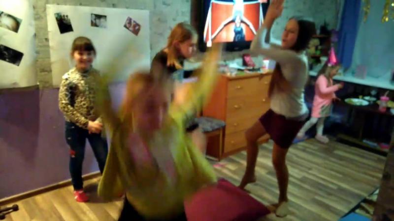 конкурс первобытный танец