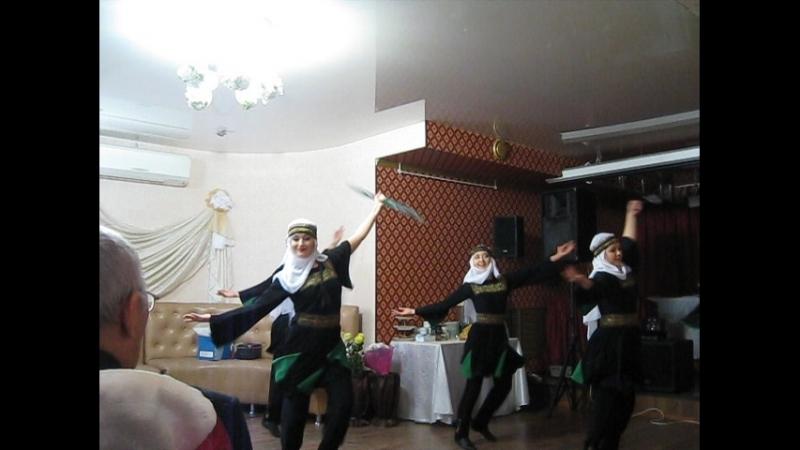 Дабка. Студия восточного танца Файмарис. Юбилей мамы