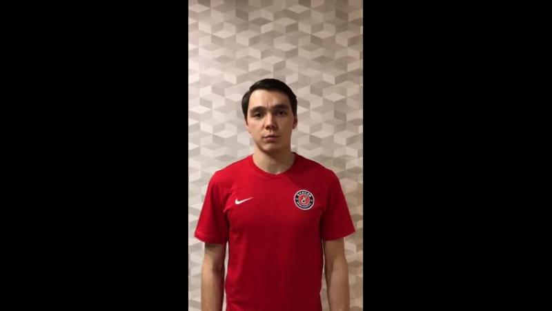 Алмаз Миргазов, туплы хоккей буенча дөнья чемпионы