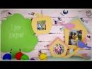 Детское слайд шоу на день рождения / На годик
