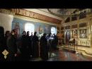 Хор братии Валаамского монастыря - Агни Парфене | Съёмка со службы