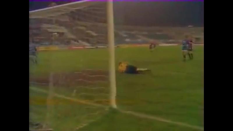 Кубок УЕФА 1994/95. Динамо Москва - Серэн (Бельгия) - 0:1 (0:0).