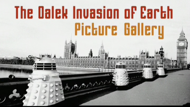 The Dalek Invasion of Earth - Photo Gallery