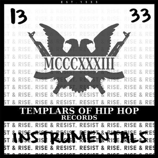 Beast 1333 альбом Templars of Hip Hop (Instrumentals)