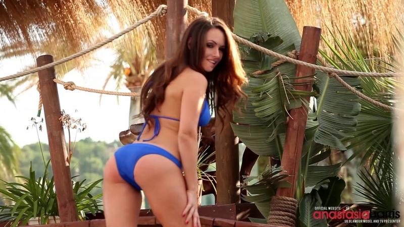 All natural tits - Anastasia Harris striptease 30