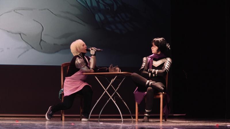 """Satoshi – """"Hoshi yori Saki ni Mitsukete Ageru"""" (One Punch Man)"""