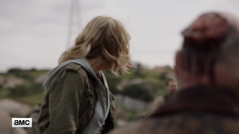 Fear the Walking Dead: 'We Need To Go Now' Talked About Scene Ep. 305