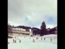 Второй день обучения🙈 тогда мне казалось что я бог лыж 😂😂😂😂😂 Club Med Villars sur Ollon
