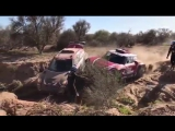 Dakar 2018 Mikko Hirvonen &amp Orly Terranova