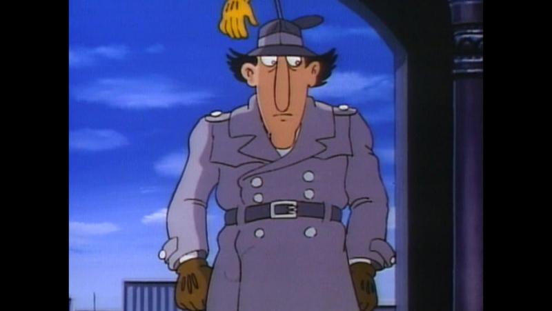 Инспектор Гаджет 1x62 So it is Written 1983 Inspector Gadget
