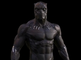 Чёрная Пантера   Анимированный концепт