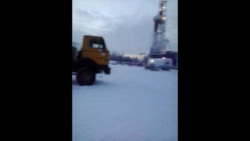 Video-2012-02-04-10-34-15 ЯНАО Приобское месторождение, куст 51.