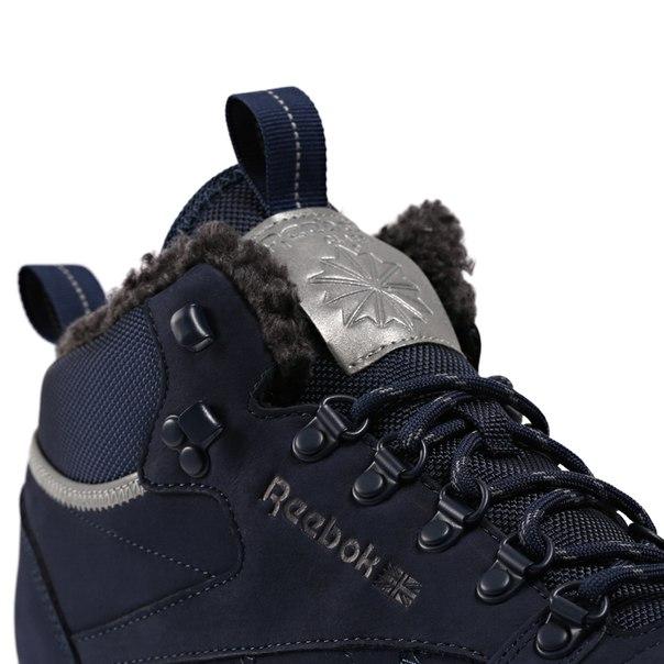 Classic Leather Mid Sherpa II Perfect Split