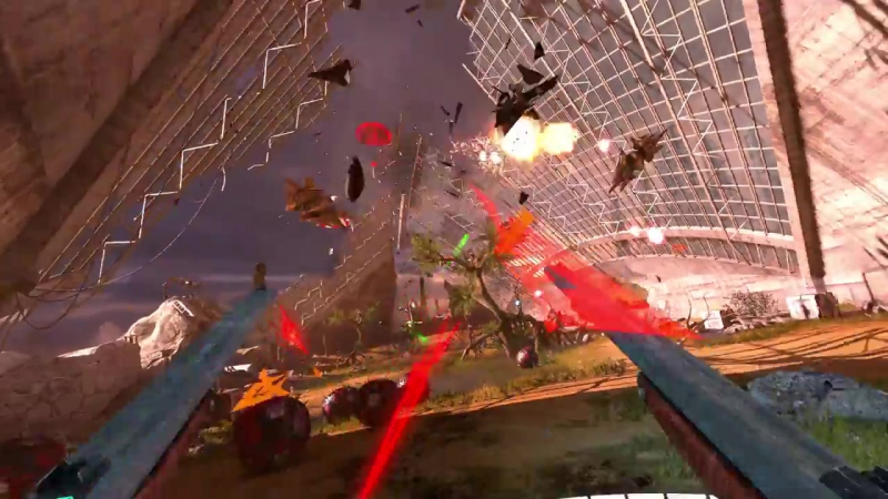 Serious Sam VR_ The Last Hope - Launch Trailer