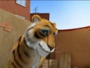ВИПО ПУТЕШЕСТВЕННИК 13 СЕРИЯ Россия Сибирский тигр голоден