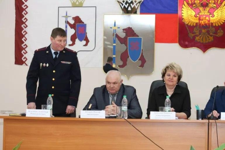 В Волжске в 2017 году уменьшились «пьяная» и «женская» преступность