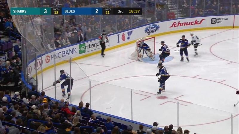 San Jose Sharks – St. Louis Blues, 21.02.2018