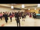 IRIS SUKARA WORKSHOP at festival Aini Ya Aini VALENSIA