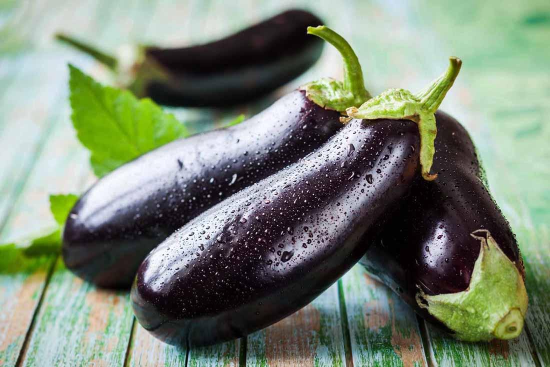 Сколько калорий в баклажане и какая польза баклажанов для организма человека?