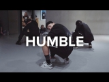 1Million dance studio HUMBLE. - Kendrick Lamar / Junsun Yoo Choreography