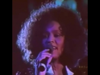 Whitney Houston 1988 Live
