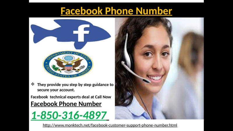 Facebook phone number: an efficacious weapon for determination 1-850-316-4897