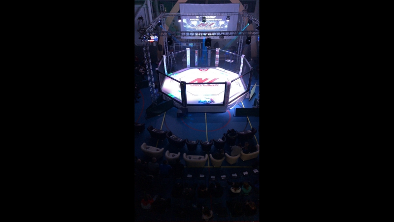 CCSC N1 N1 Boxing Promotions — Live