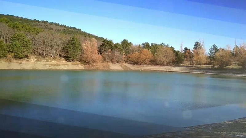 The Biruza Lake