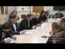 Заседание общественно-координационного совета по ЖКХ